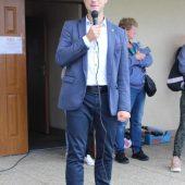 Wójt Gminy Lisewo - Jakub Kochowicz dziękuje wszystkim za uczestnictwo w zajęciach
