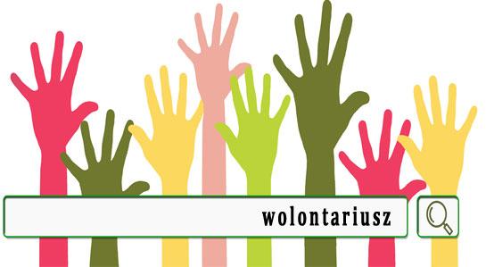 Grafika tematyczna - wolontariat