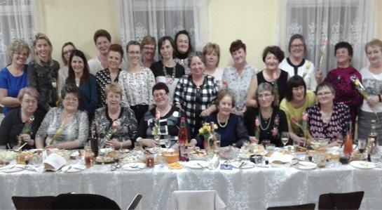Zdjęcie zrobione podczas obchodzenia Dnia Kobiet