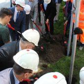 zdjecia zrobione w momencie rozbudowy drogi wojewódzkiej Stolno -Wąbrzeźno