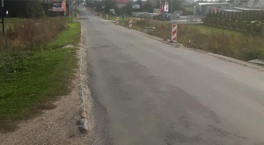 Droga wojewódzka nr 548