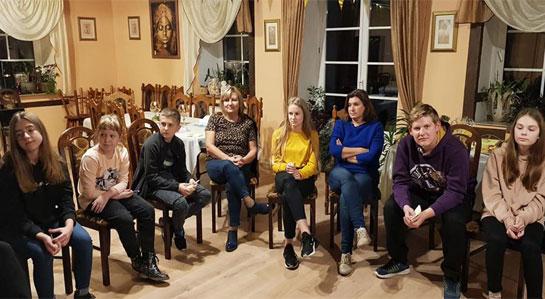 Szkolenie Młodziezowej Rady Gminy