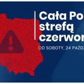 Całą Polska strefą czerwoną