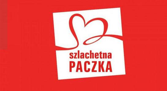 Logo - Szlachetna paczka