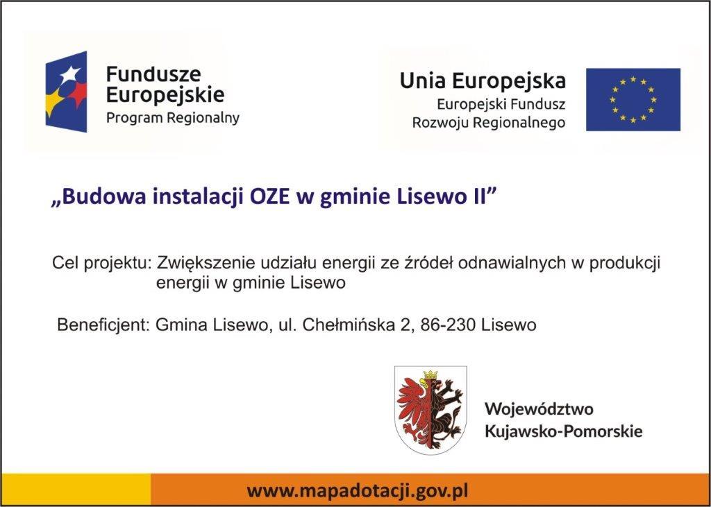 Tablica informacyjna_OZE II