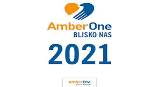 Logo - AmberOne Blisko Nas