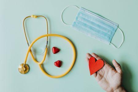 Grafika tematyczna - Dzień Pracownika Służby Zdrowia