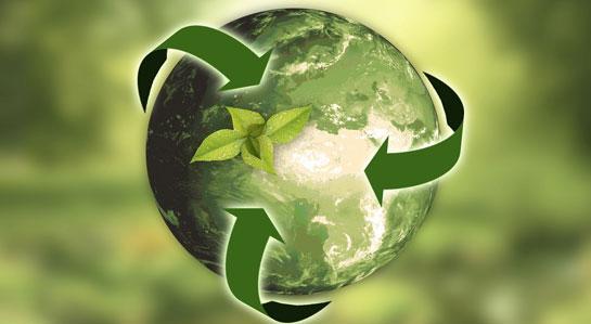 Grafika - recykling