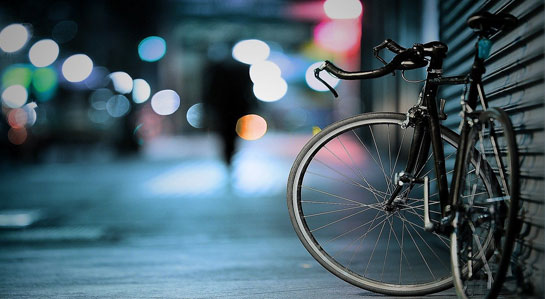Grafika - rower