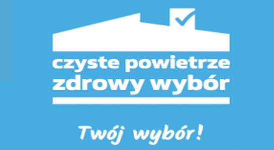 Logo - Czyste powietrze